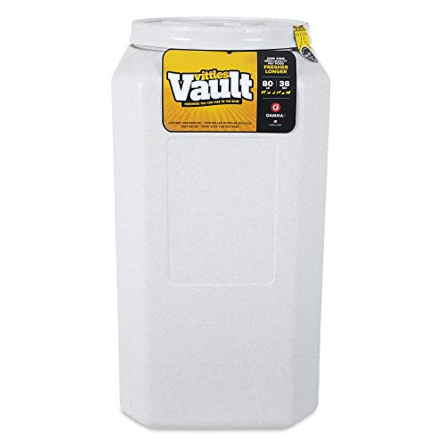 Gamma2 Vittles Vault Outback 80 lb Pet Food Container