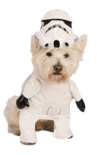 Rubies Star Wars Walking Stormtrooper Pet Costume
