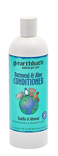 Earthbath All Natural Oatmeal and Aloe Conditioner