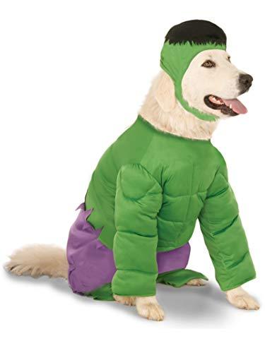 Rubies The Incredible Hulk Dog Costume
