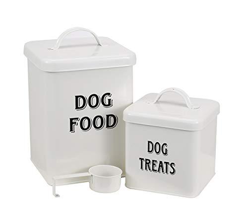 Morezi Pet Food & Treat Container Set