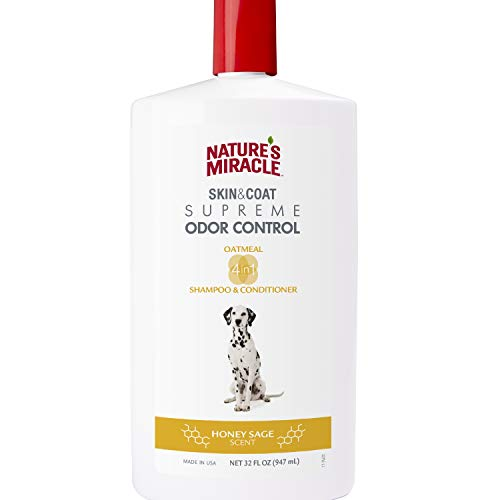 Nature's Miracle Supreme Odor Control Shampoo