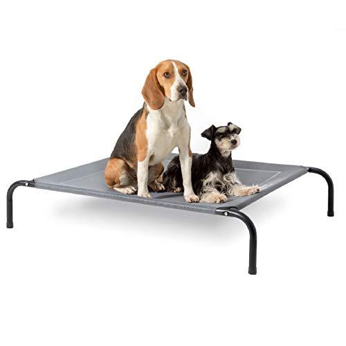 Petsure Raised Pet Bed