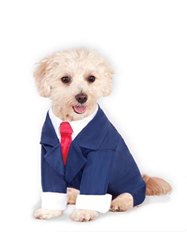 Rubies Business Suit Pet Costume