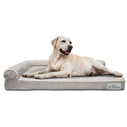 PetFusion BetterLounge Dog Bed