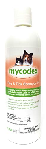Mycodex Flea & Tick Shampoo