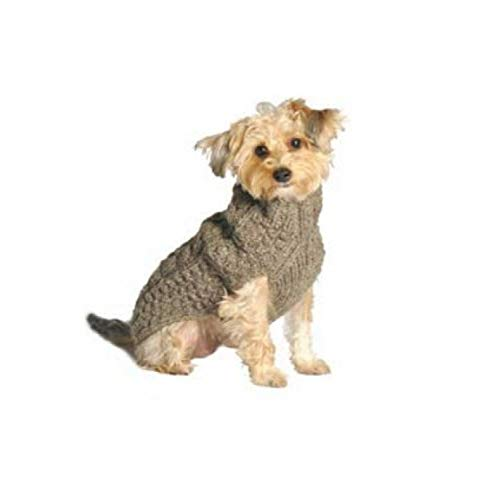 Chilly Dog Cable Sweater