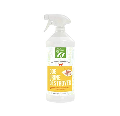 Only Natural Urine Odor & Stain Destroyer