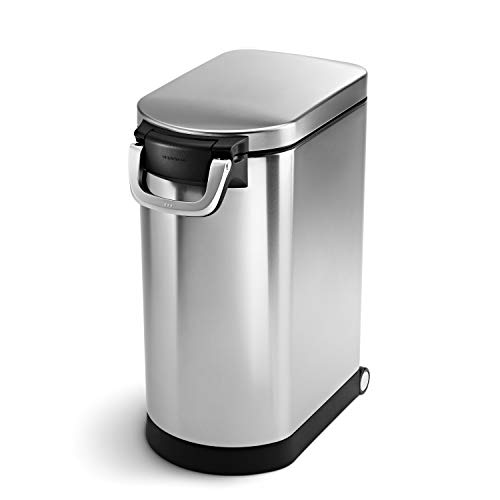 SimpleHuman Dog Food Storage Can