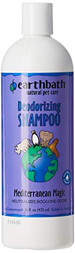 Earthbath All Natural Scented Deodorizing Shampoo