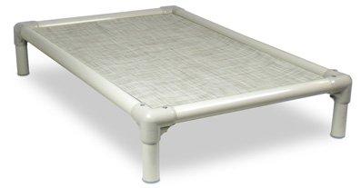 Kuranda Almond PVC Chewproof Dog Bed