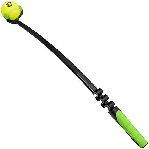 Franklin Pet Supply Tennis Ball Launcher