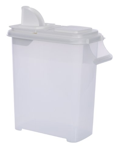 Buddeez Plastic Storage Pet Food Container