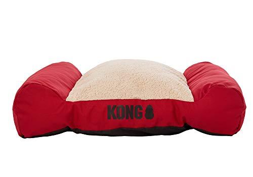 KONG Plush Lounger Dog Bed