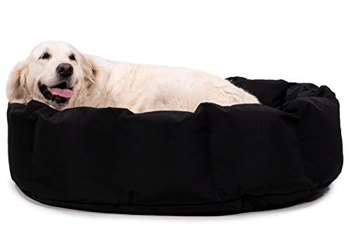 K9 Ballistics Round Dog Bed