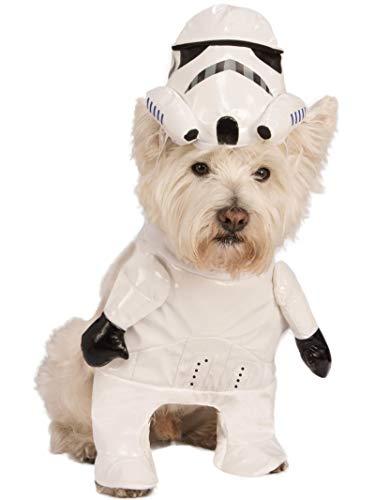 Rubies Star Wars Walking Stormtrooper Pet Costume