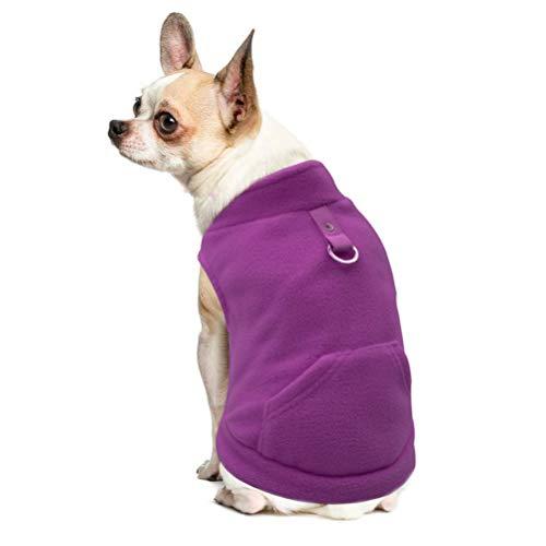 Expawlorer Fleece Autumn Winter Dog Vest