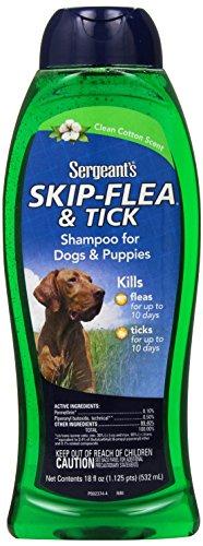 Sergeant's Skip-Flea & Tick Shampoo