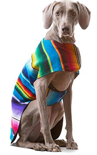Baja Handmade Dog Poncho