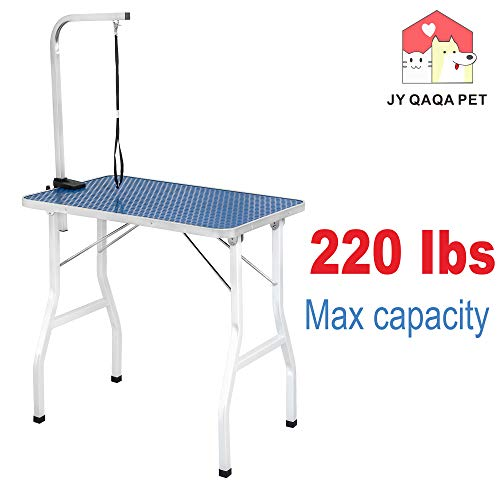 JY QAQA Pet Dog Grooming Table