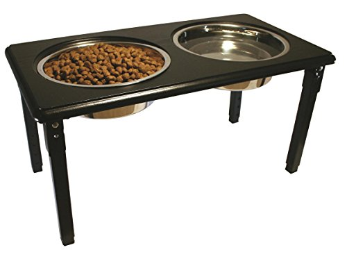 Ethical Pet Products Posture Pro Adjustable Double Pet Diner