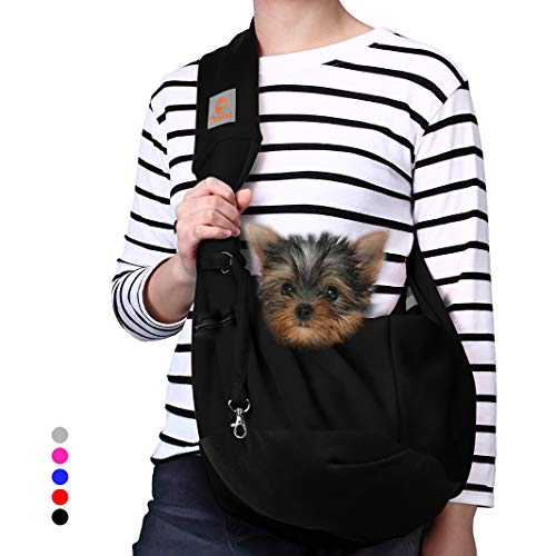 TOMKAS Small Dog Carrier
