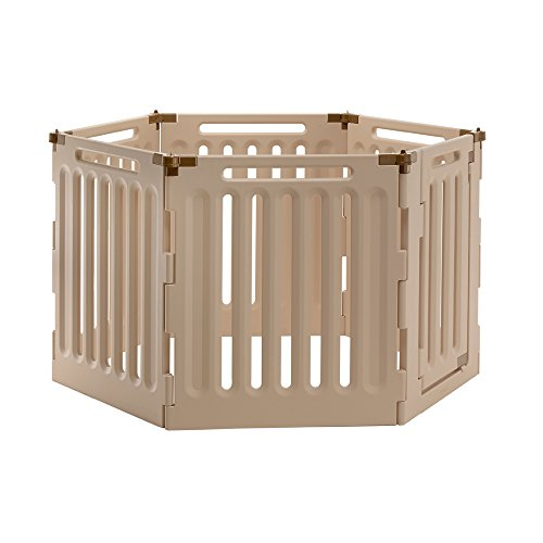 Richell Convertible Indoor/Outdoor Pet Playpen