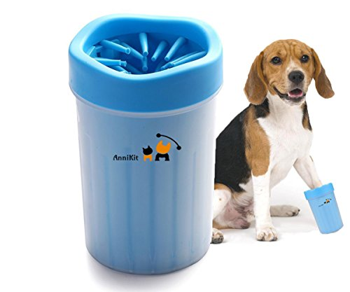 AnniKit Portable Dog Paw Cleaner