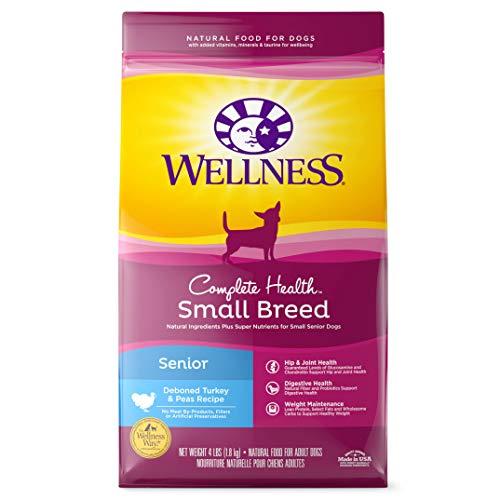 Wellness Complete Health Natural Senior Dog Food