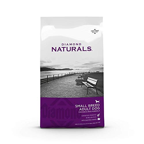 Diamond Naturals Small Breed Dry Food
