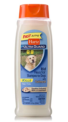 Hartz UltraGuard Rid Flea & Tick Shampoo