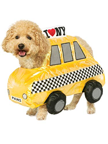 Rubies NYC Taxi Cab Pet Costume