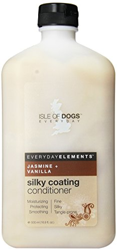 Everyday Isle of Dogs Silky Coating Dog Conditioner
