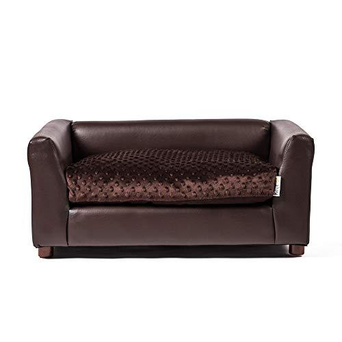 Keet Fluffly Deluxe Pet Bed Sofa