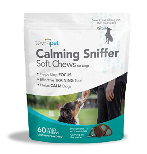 TevraPet Dog Calming Treats