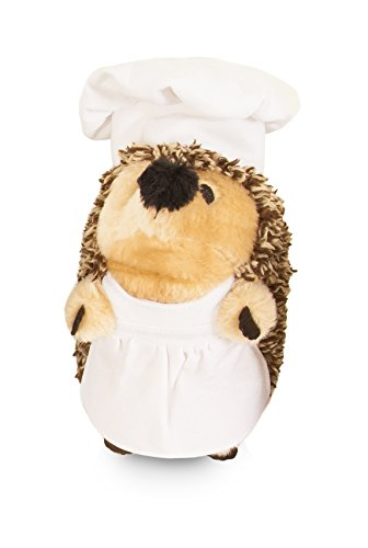 Chef Heggie Plush Dog Toy