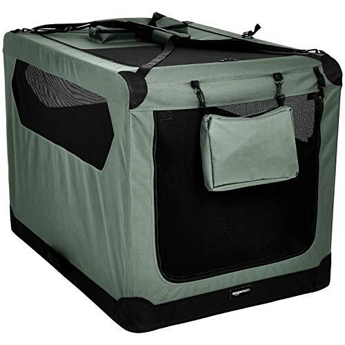 AmazonBasics Premium Folding Portable Soft Crate
