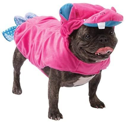 Top Paw Hippo Dog Dress Costume