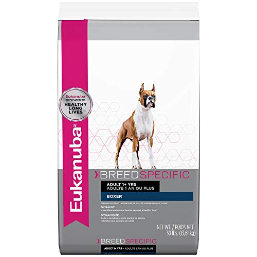 EUKANUBA Breed Specific Adult Boxer Dog Food