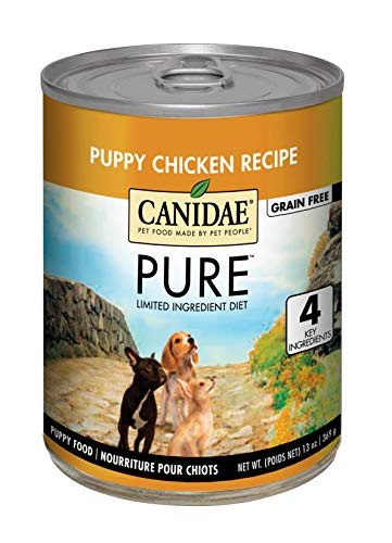 CANIDAE Grain Free PURE Wet Puppy Food