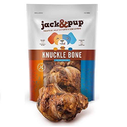 Jack&Pup Premium Grade Roasted Beef Knuckle Bone