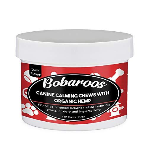 Bobaroos Calming Dog Treats