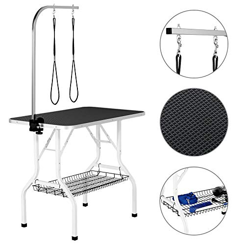Yaheetech Pet Dog Grooming Table