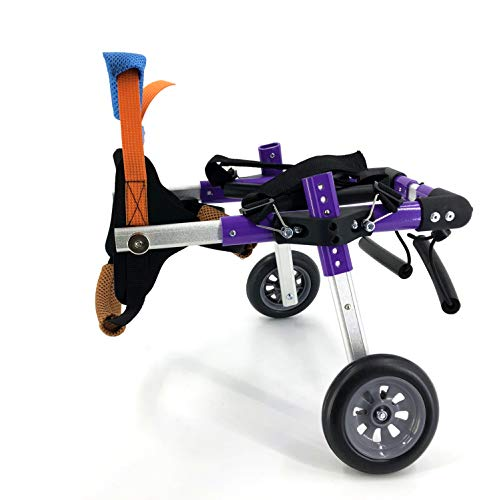 SYLPHID Adjustable Wheelchair For Small Dogs
