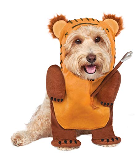 Rubies Star Wars Running Ewok Pet Costume
