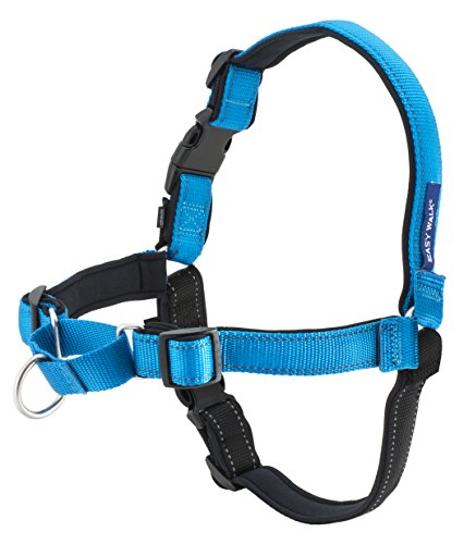 PetSafe Easy Walk Deluxe Dog Harness, No Pull Dog Harness – Perfect for Leash & Harness Training...