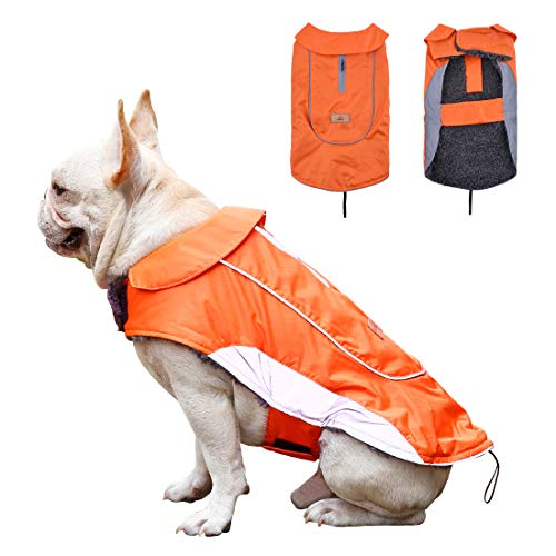Pet Charm Waterproof Dog Raincoat