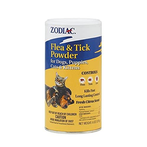 Zodiac Flea & Tick Powder