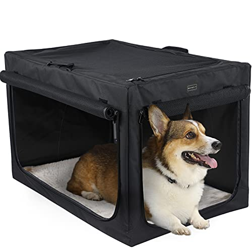 Petsfit Portable Soft Large Dog Crate