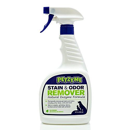 Petzyme Pet Stain Remover & Odor Eliminator